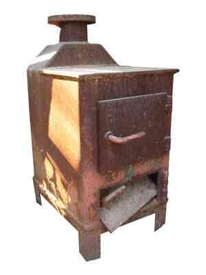 Cómo encender una Estufa de Carbón