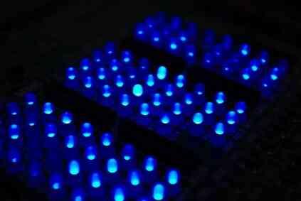 La diferencia Entre un Laser, LED, & un SLD