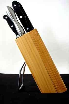 Los Cuchillos Que Nunca La Necesidad De Afilar