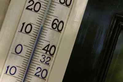 Termómetro De Mercurio Vs. El Alcohol Termómetro