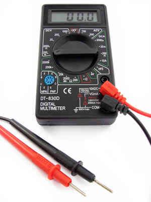 Cómo Probar un Interruptor de Sobrecarga Térmica
