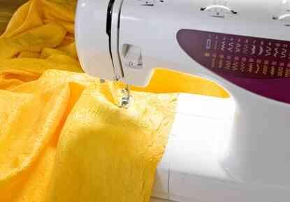 Cómo Solucionar problemas de una Máquina de Coser Blanco