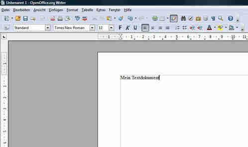 Los archivos de OpenOffice con una contraseña para proteger
