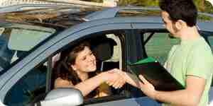 Pasar del dmv prueba de permiso de conducción