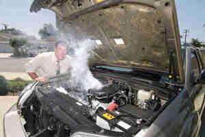 Evitar el sobrecalentamiento del motor