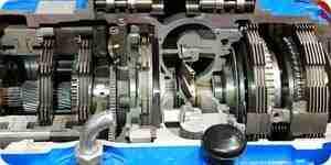 El cambio manual y el líquido de la transmisión automática