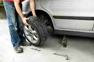 Reparación de pinchazos: la reparación de su coche