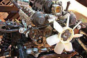 La sustitución de las correas de los ventiladores: reparación y mantenimiento de coche