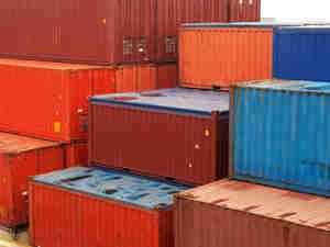 Comprar usado de contenedores de carga