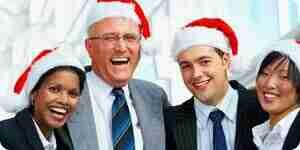 La planificación de una fiesta de Navidad de oficina: lanzar una fiesta