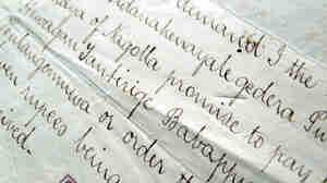 cómo analizar la escritura a mano