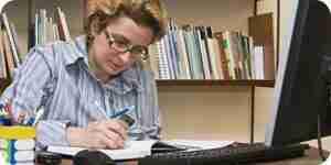 Convertirse en un escritor: cursos y carreras