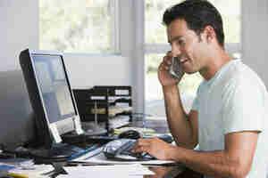Deducir gastos de oficina en casa