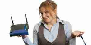 La configuración de seguridad en redes inalámbricas en los hogares: router de internet