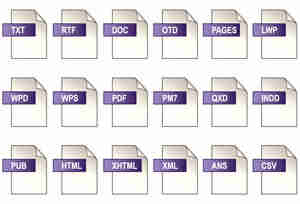 Convertir un archivo de wordperfect en un documento de Microsoft Word