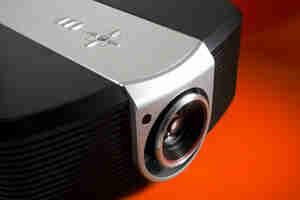 La compra de home theater, proyectores de vídeo: pantalla lcd y proyectores dlp
