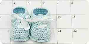 El uso de un Chino concebir calendario: el bebé de género predictor