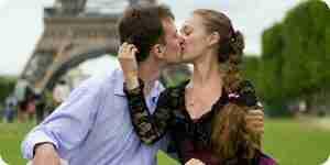 El beso francés