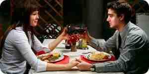 Plan romántico víspera de año nuevo