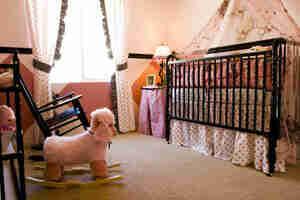 Plan de un cuarto del bebé