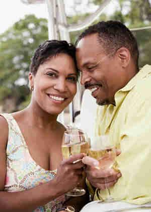 Lanzar un 25 aniversario de la boda del partido