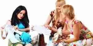 La planificación de un baby shower: pastel, regalos, suministros y las ideas