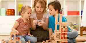 La autoestima de las actividades para los niños