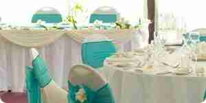 Comprar recepción de la boda decoraciones
