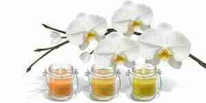 Hacer su propia fragancia de aceites: aceite corporal