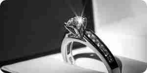 Comprar un anillo de compromiso de diamantes—parte i