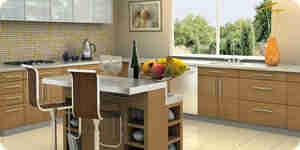 Elegir los gabinetes de la cocina