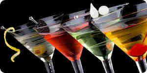 Hacer un Martini
