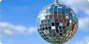 Hacer una bola de discoteca