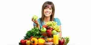 Saber cuántas frutas y verduras que usted debe comer cada día