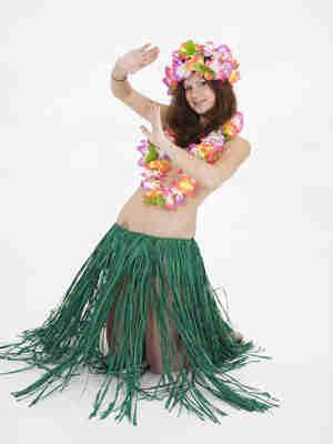 cómo hula dance