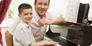 Aprender a tocar el piano y teclado