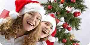 Juegos para jugar en fiestas de Navidad: Navidad de la diversión de los juegos