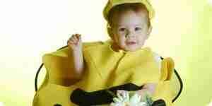 Hacer un disfraz de abejorro