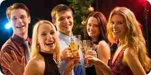 Decorar para una fiesta de fin de año