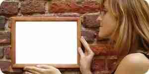 Cómo colgar cuadros en sus paredes de ladrillo: los ganchos y anclajes