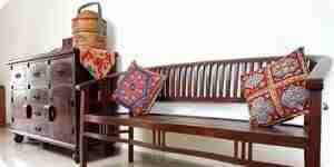 Limpiar muebles de madera de teca