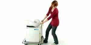 La elección de un portátil unidad de aire acondicionado: aire acondicionado