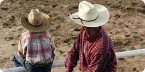 Vestido para un rodeo mexicano