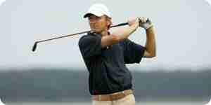 Constantemente romper 100 jugar al golf: mejor swing de golf