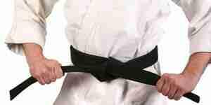Obtener un cinturón negro
