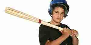 Hacer un bate de béisbol de madera