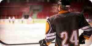 Jugar al hockey: aprender acerca de las reglas de hockey