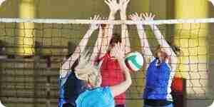 El perímetro de la defensa en voleibol: consejos y técnicas