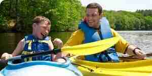 Canoa o kayak