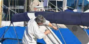 Limpiar botes de aluminio